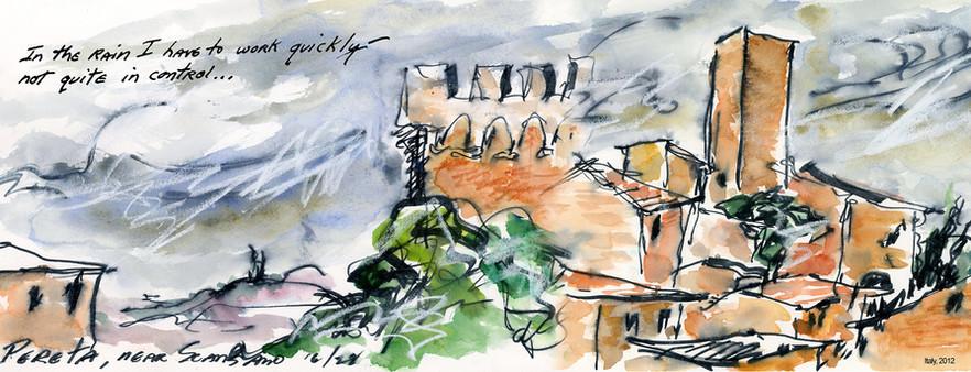 Pereta - Life on the Page, A Graphic Memoir