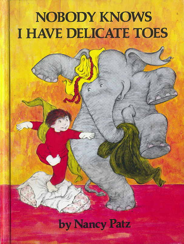 Nobody Knows I Have Delicate Toes