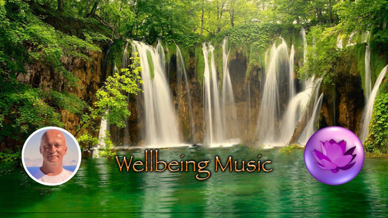 Join my Wellbeing Music group on Facebook...