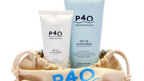 Skin Protection Addressed with People4Ocean(P4O)!