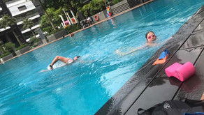 Family Outing 🏊🏻♂️🏊🏻♂️🏊🏻♂️