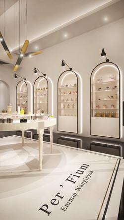 05 retail - women perfume display 2