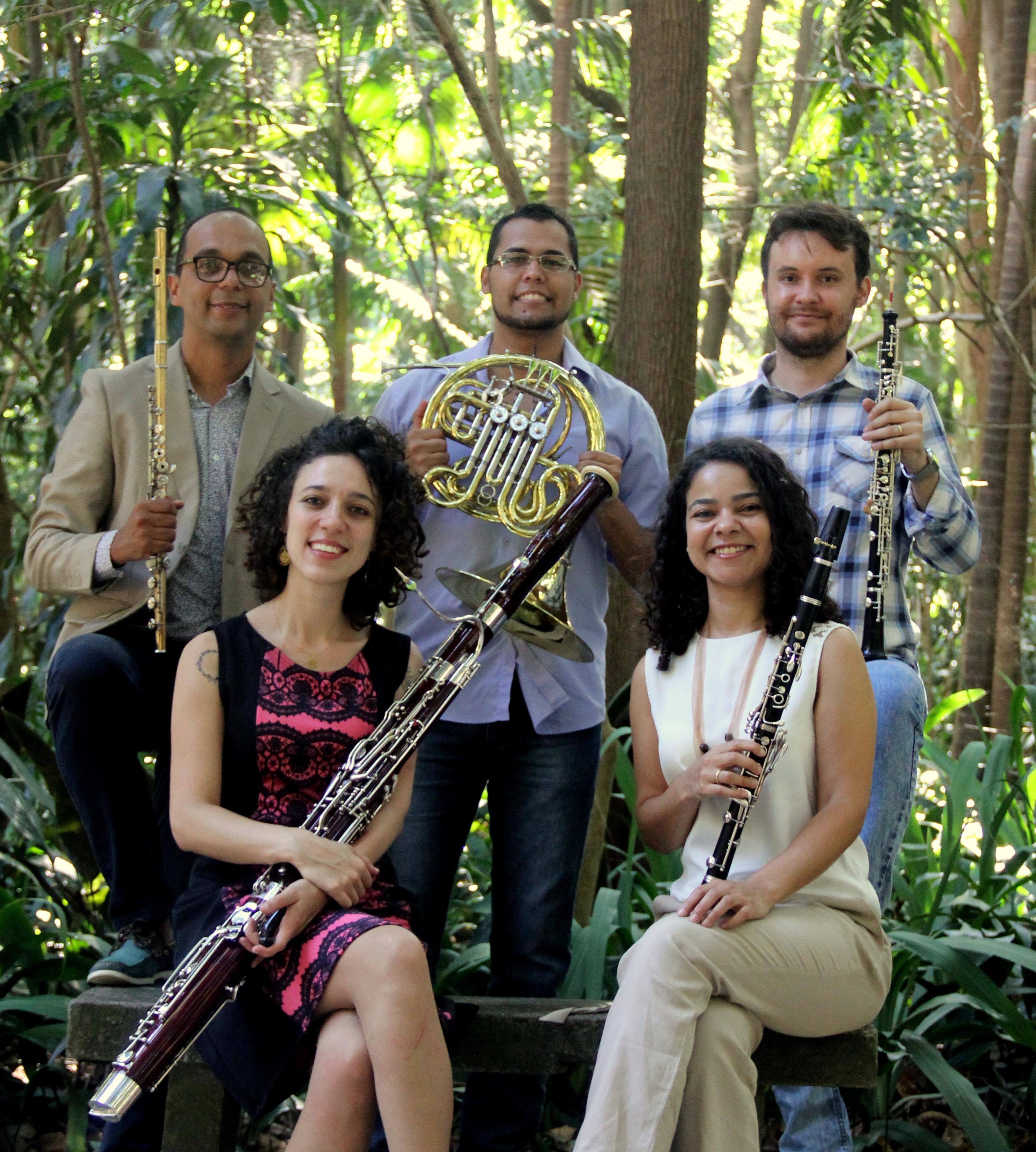 Novos Ventos - Woodwind Quintet