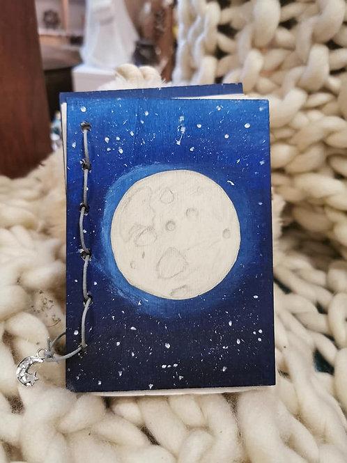 """Grimoire """"Moon"""""""