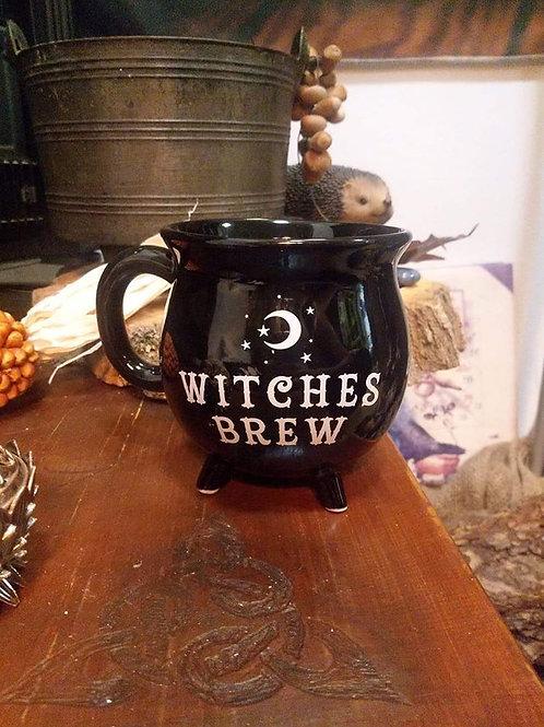 Tasse Witches brew