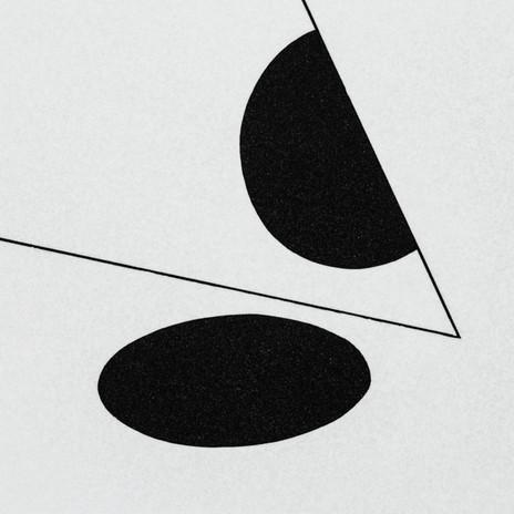 nonpicture series n-16, 20X20cm, Gelatin