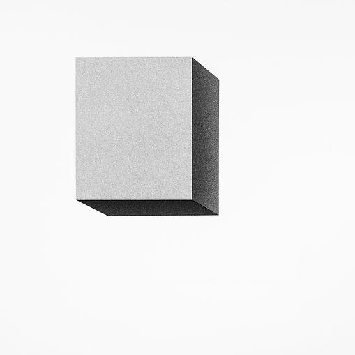 Composition n2,36.4X36.4cm,gelatin silve
