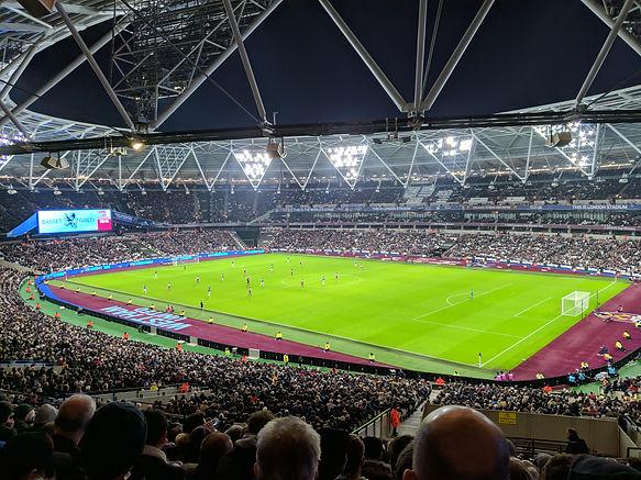 London Stadium IPTV Digital Signage