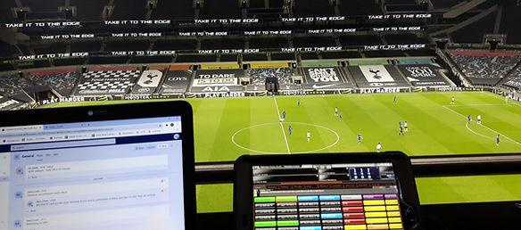 Tottenham Hotspur IPTV Digital Signage
