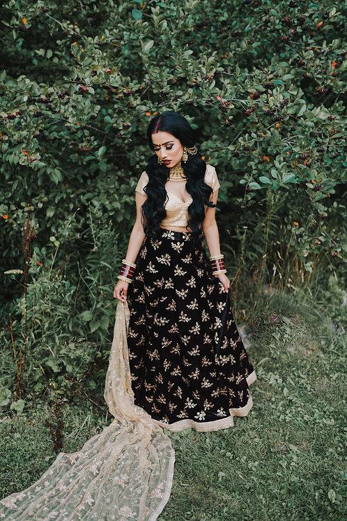 Nuria Skirt