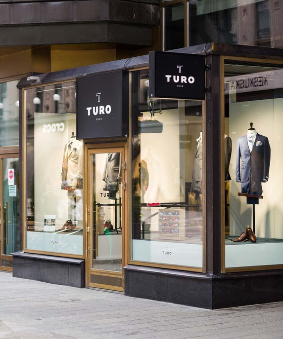 Turo Stores and Showroom