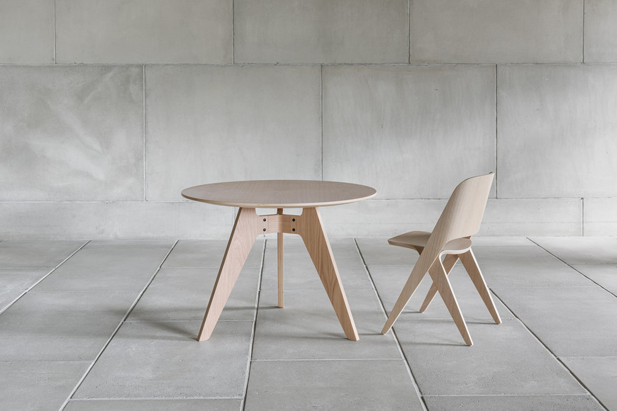 Furniture Design | Lavitta Chair and Table 100 | 2020
