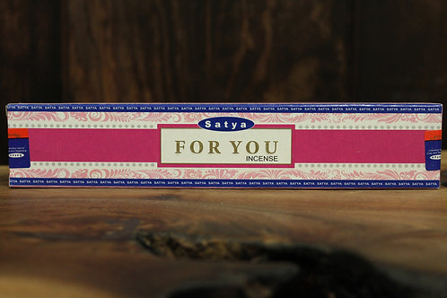 For You Incense Sticks
