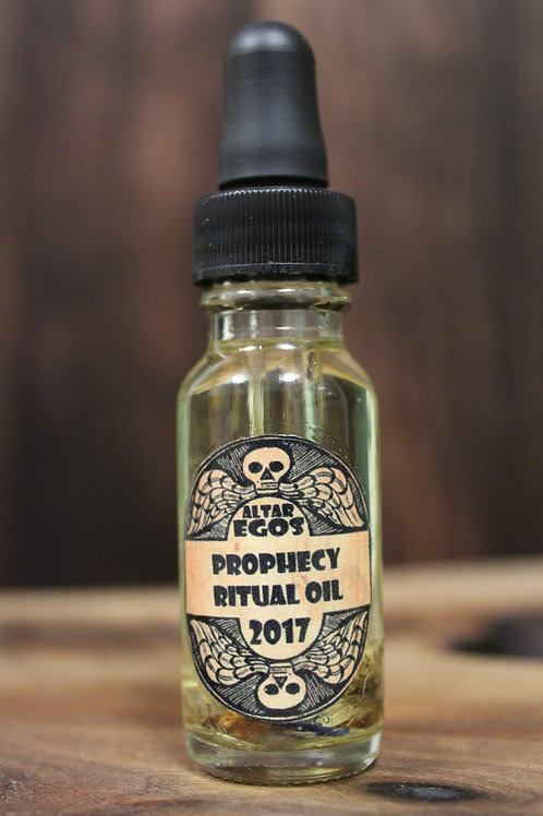 Prophecy Ritual Oil
