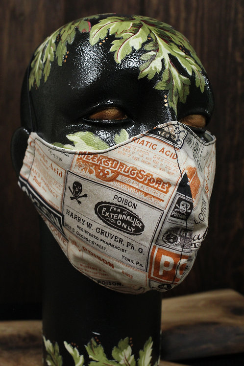 Poison Reminder Mask