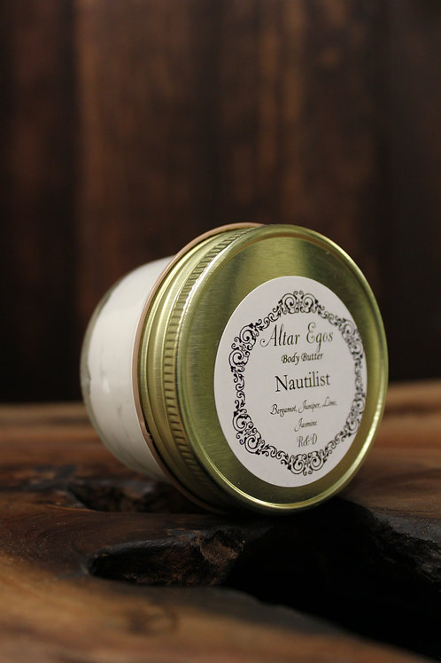 Nautilist Body Butter