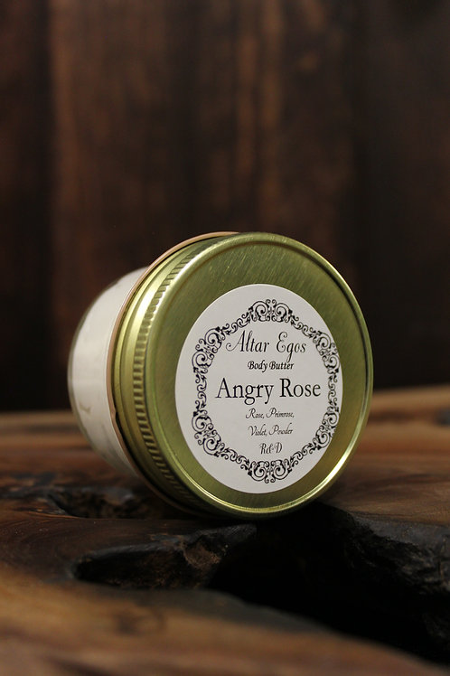 Angry Rose Body Butter