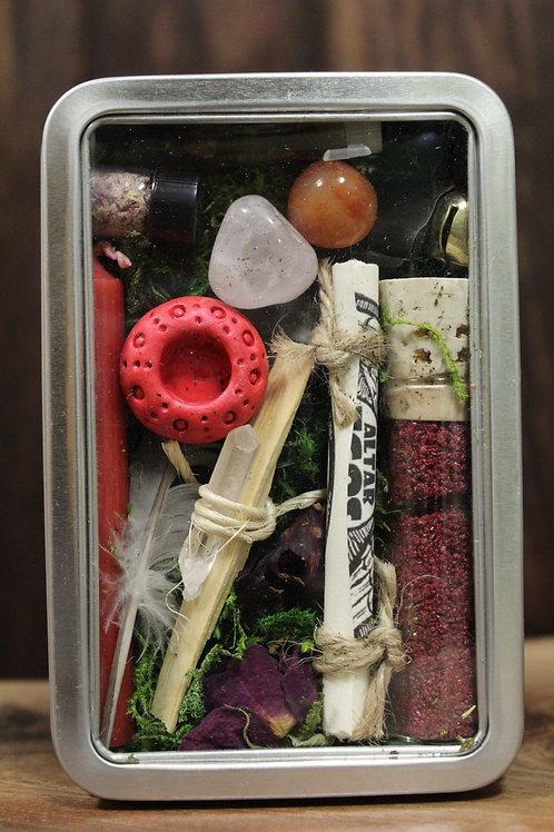 Attraction Ritual Kit