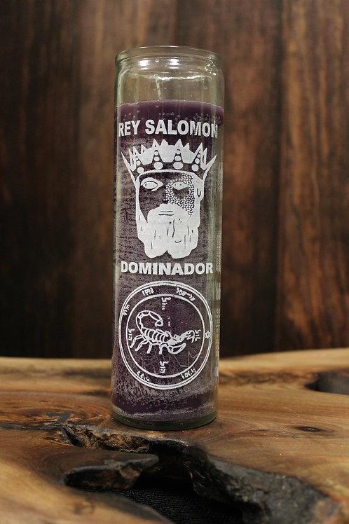 King Solomon Jar Candle