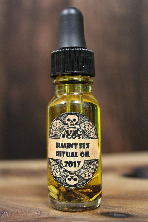 Haunt Fix Ritual Oil