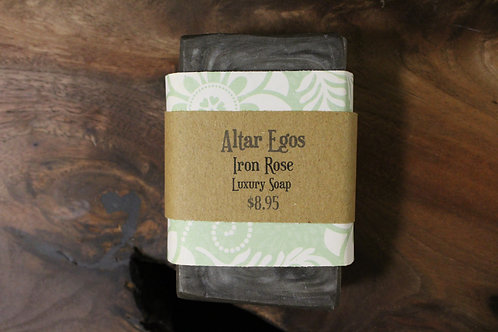 Iron Rose Luxury Soap