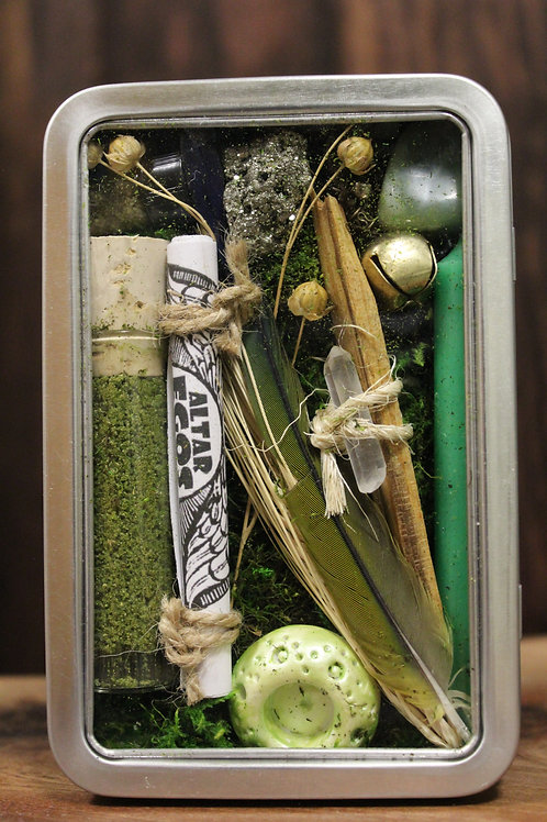 Prosperity Ritual Kit