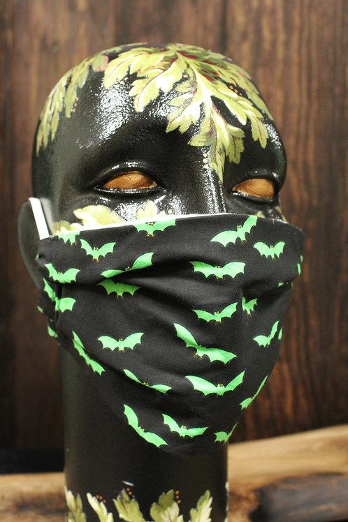 Bats Reminder Mask