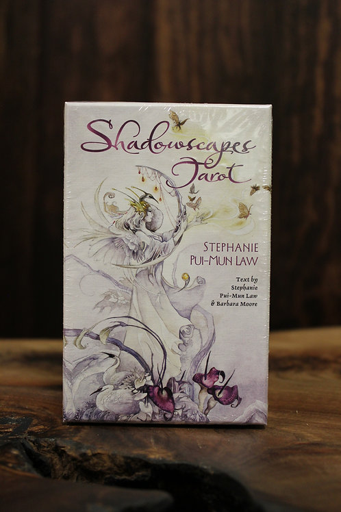 Shadowscape Tarot Deck