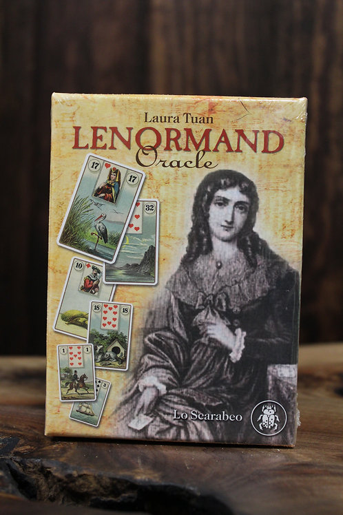 Lenormand Oracle Deck