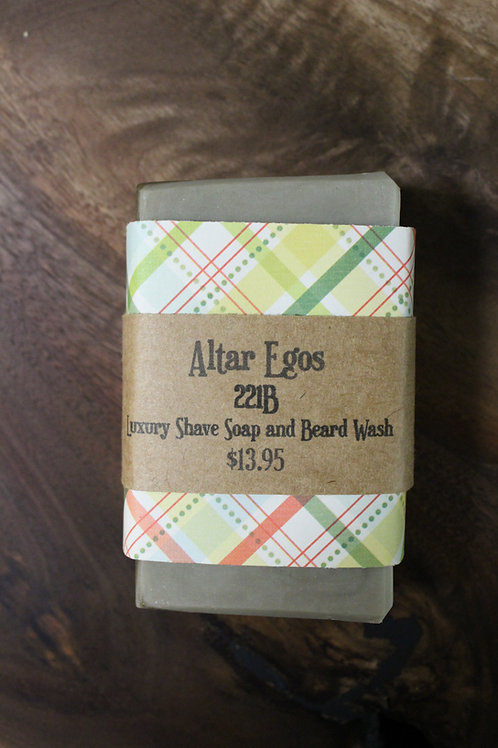 221B Luxury Soap