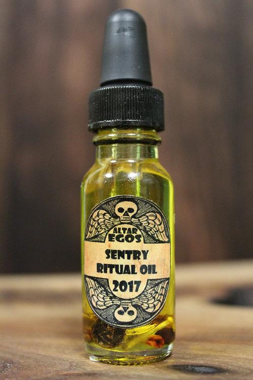 Sentry Ritual Oil