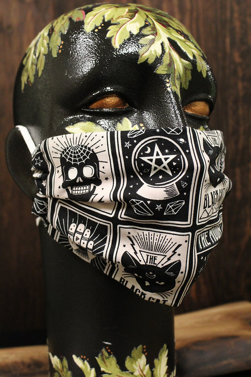 Witch Reminder Mask