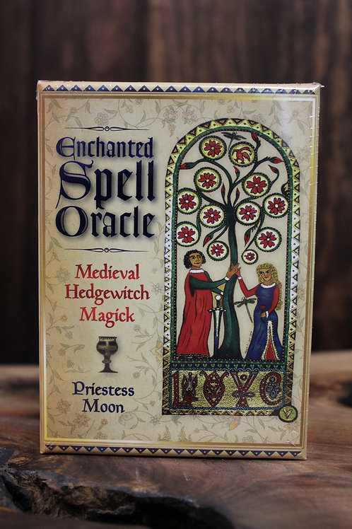 Enchanted Spell Oracle Deck