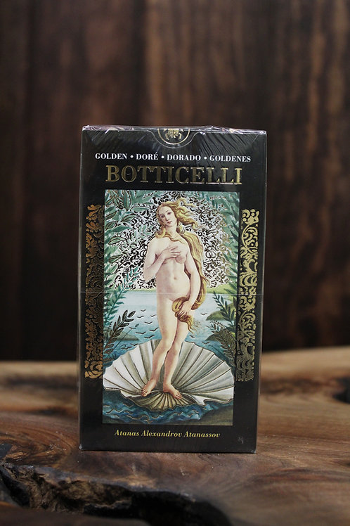 Botticelli Tarot Deck