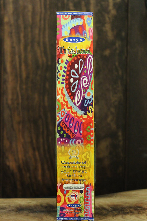 Trishaa Incense Sticks