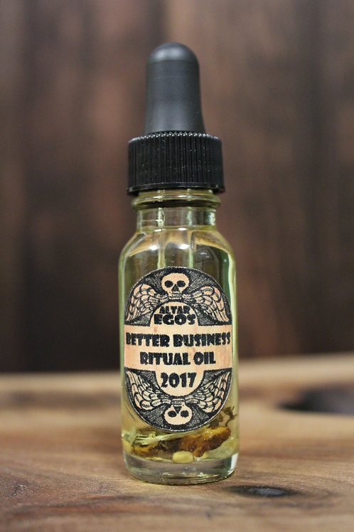 Better Business Ritual Oil