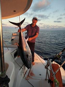 тунец 80 кг