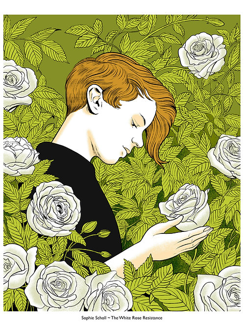 Sophie Scholl of the White Rose