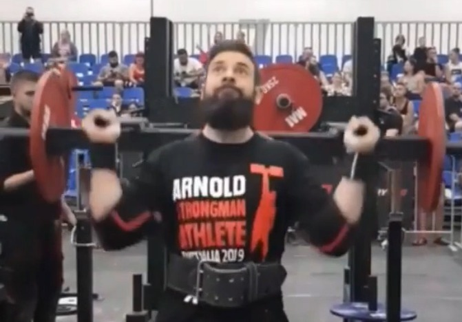 Arnolds Strongman Strongwoman Competition