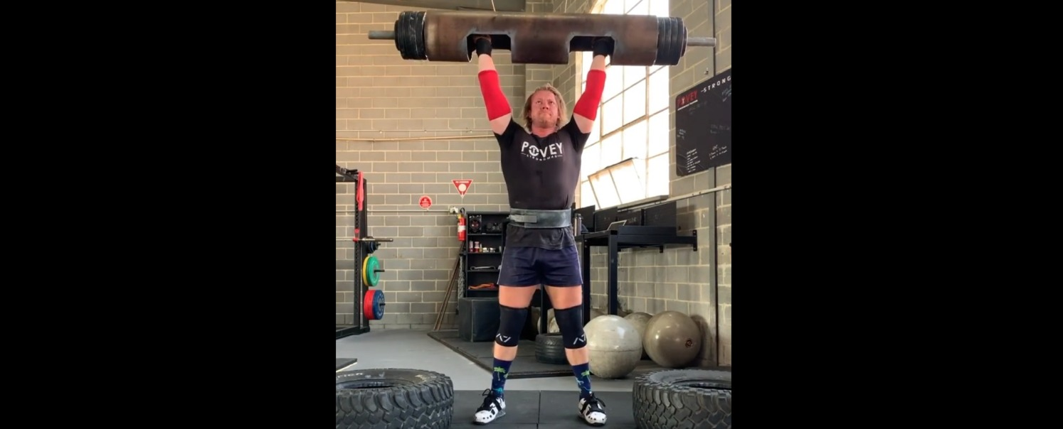 Strongman/Strongwoman training and coaching