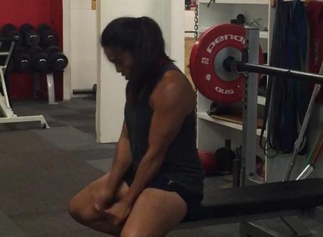 Mindset During Training
