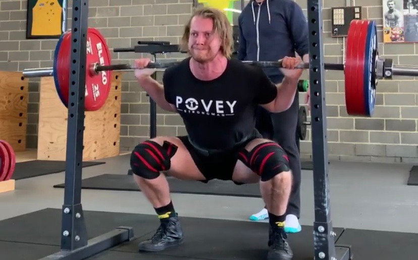 Strength Training and Coaching