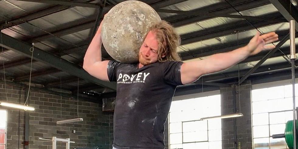 Atlas Stone to Shoulder Workshop