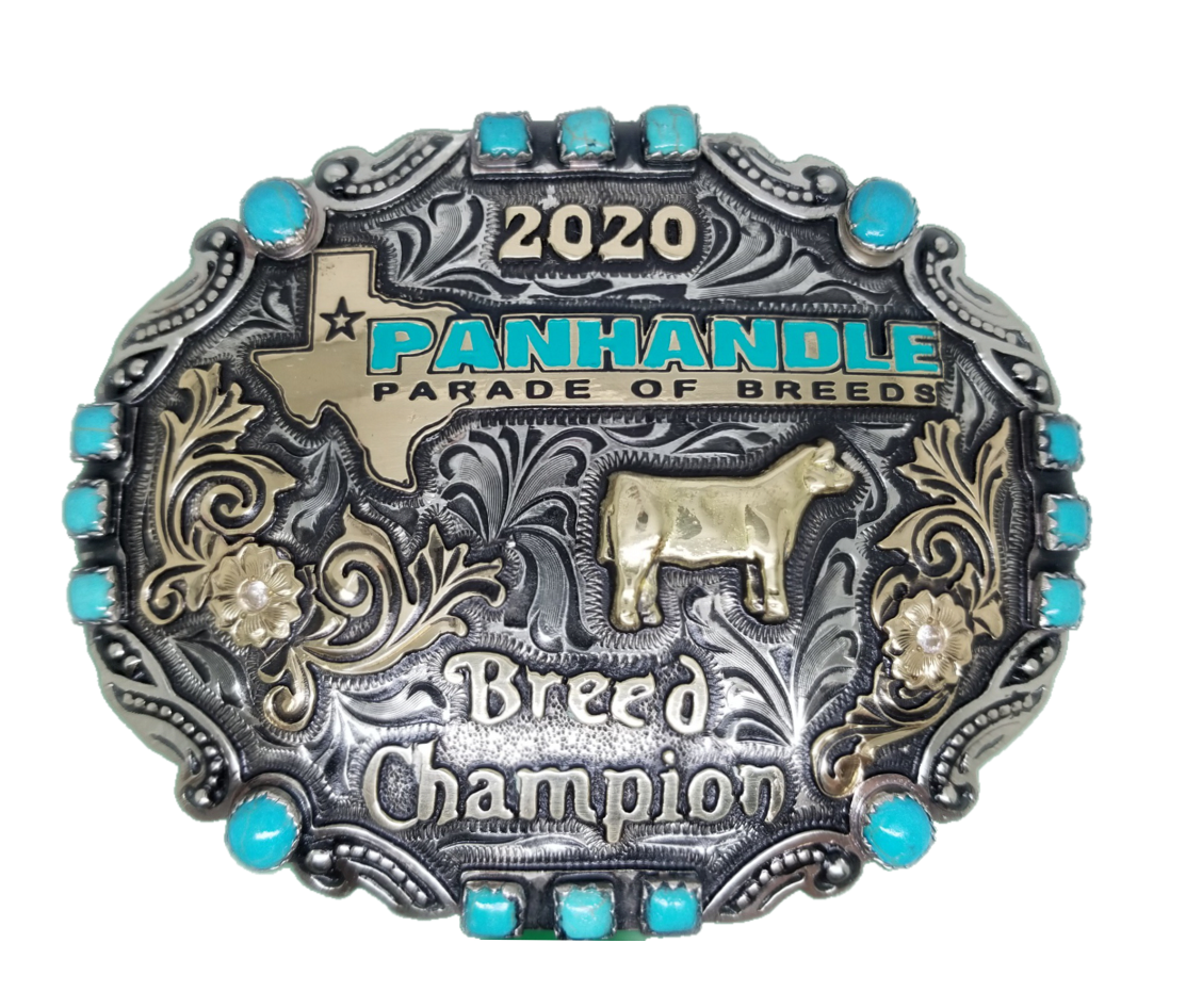 panhandle breed buckle