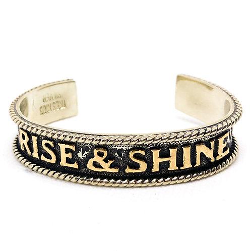 Rise & Shine Cuff