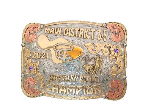 Buckle of the Month