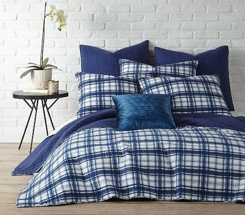 Quilt Set Robin Plaid - Twin