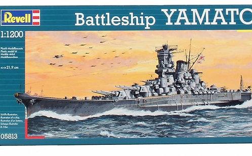 MODELS - YAMATO BATTLESHIP