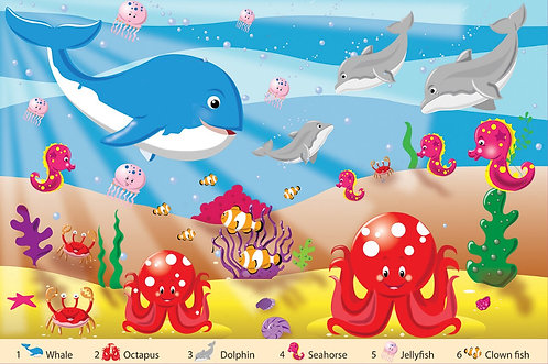 PUZZLE 24 SEA TIME DISC