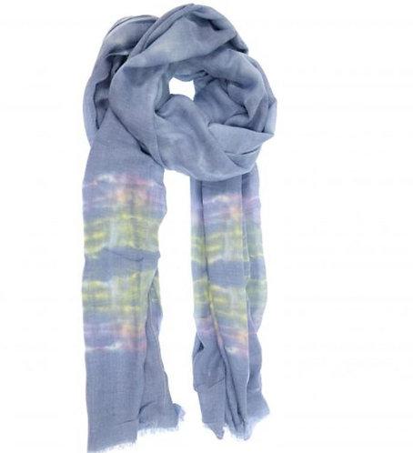 JOY SUSAN - Violet Tie Dye Scarf